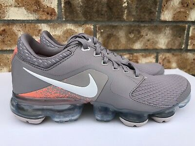 premium selection ccbf9 9774d Men s Nike Air Vapormax GS Running Shoes Atmosphere Grey Size 5.5-6.5 917962 -008
