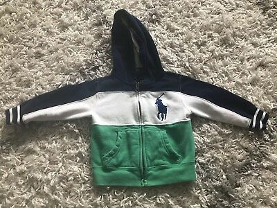 Polo Ralph Lauren Hooded Sweatshirt 2t