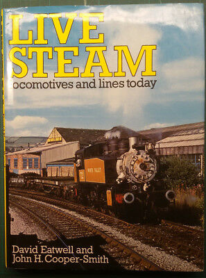 Live Steam (Normal- und Schmalspur)