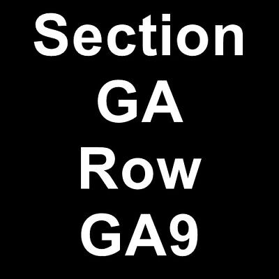 2 Tickets Bring Me The Horizon 2/13/19 The Forum - Los Angeles Inglewood, CA