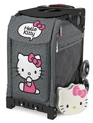ZUCA SPORT BAG - Hello Kitty Leopard with Gift Lunchbox and Seat ... 5d9a3af992d02