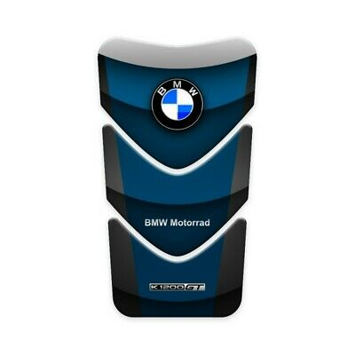 Motorcycle Tank Pad Protector Sticker | (BMW) MOTORRAD K1200GT DARK BLUE