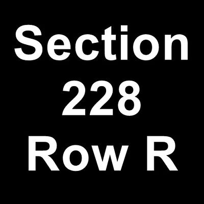 2 Tickets Panic! At The Disco & Two Feet 1/22/19 Spectrum Center Charlotte, NC