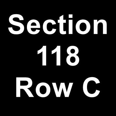 2 Tickets Jim Gaffigan 4/26/19 Broadmoor World Arena Colorado Springs, CO