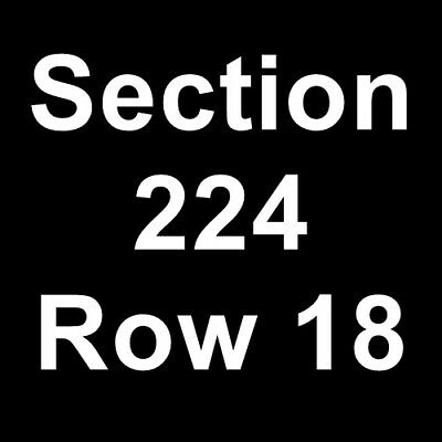 2 Tickets Kenny Chesney 4/5/19 State Farm Center Champaign, IL