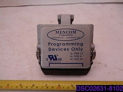 Mencom Programming Devices Only NEMA Type 4 No Gasket