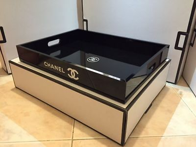 Chanel VIP Gift Organizer Extra Large Vanity  Tray