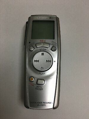 OLYMPUS DIGITAL VOICE RECORDER VN 480PC DRIVERS FOR WINDOWS VISTA