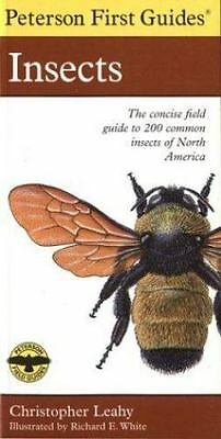 Peterson First Guide to Insects of North America (Peterson First Guides)
