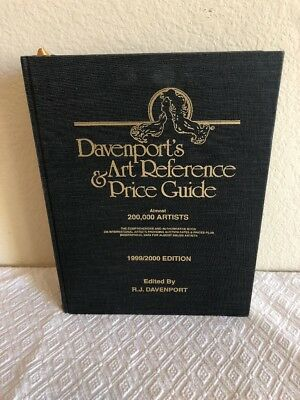 Davenport's Art Reference & Price Guide 1999/2000 Edition