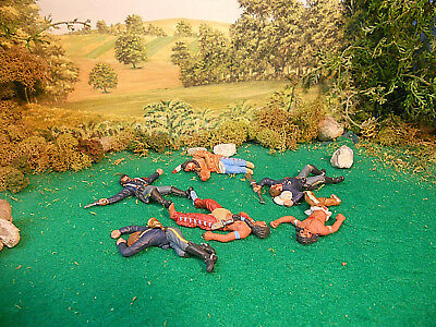 Hand Painted Tssd Indian Casualties