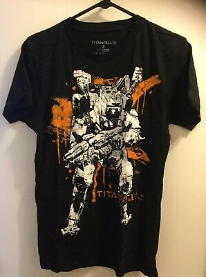 Loot Crate Gaming Exclusive Titanfall Tee, Men's Small