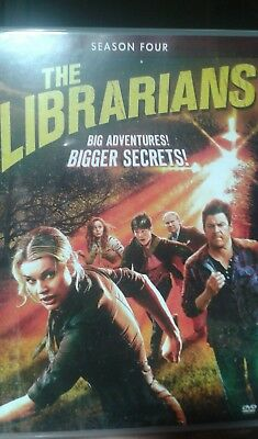 The Librarians: Season Four (DVD)
