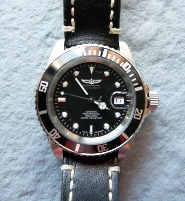 Invicta Men's 9937 Pro Diver Collection Coin-Edge Swiss Automatic Watch SW200