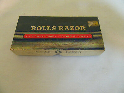Vintage Rolls Razor Viscount complete with box and instructions