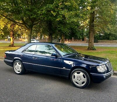 1996 Mercedes E320 Coupe W124 not CE SEC
