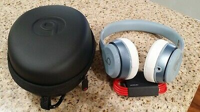 Beats by Dr dre Solo 2 Wired Headband Gray color Headphones