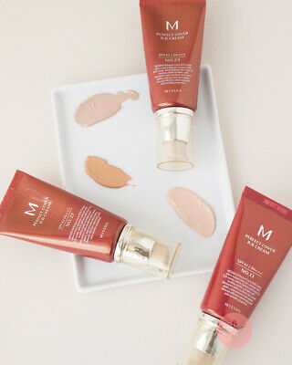 MISSHA M Perfect Cover BB Cream # 13, 21, 23, 27, 31 - 50ml SPF42PA+++ UK SELLER