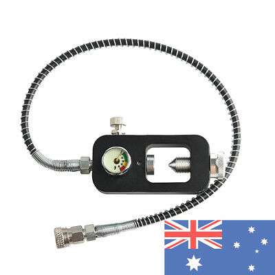 Braided Scuba Station Paintball 4500psi Refill Hose PCP Stainless High Quality