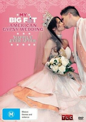 My Big Fat American Gypsy Wedding: Happily Ever After = NEW DVD R4