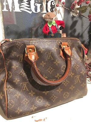 536ff56be715 AUTHENTIC LOUIS VUITTON Speedy 25 Monogram Vintage -  169.99