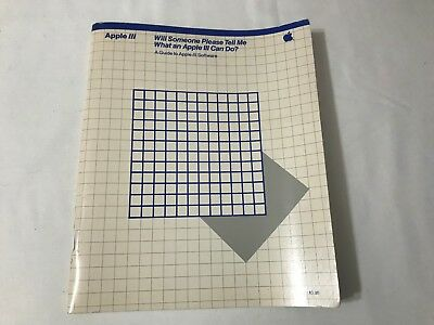 Apple III A GUIDE TO APPLE III SOFTWARE ADVERTISING CATALOG