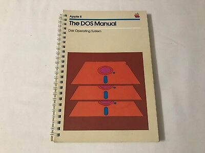 Apple II The DOS Manual Disk Operating System 1980