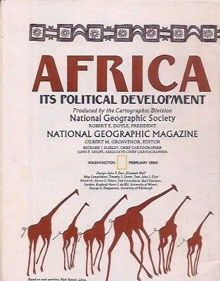 national geographic map-FEB 1980-AFRICA.