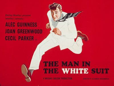 16MM Feature The Man In The White Suit 1951 Alec Guinness Joan Greenwood