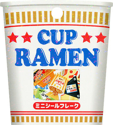 "Crux ""Cup Ramen"" Sack o' Stickers (Japanese Food)"