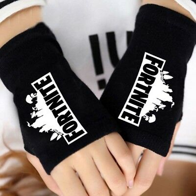 Ftnite battle royale gaming  gloves Kids Boys girls Winter Warm Soft