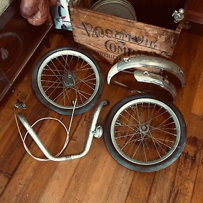 dragster dragstar bicycle 16 inch project parts
