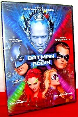 BATMAN & ROBIN 2008 DVD (Brand New-Factory Sealed) Free Shipping