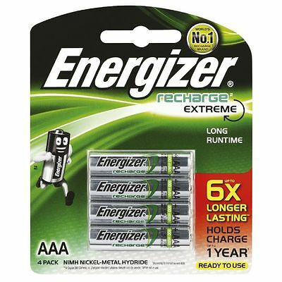 energizer AAA rechargable batteries