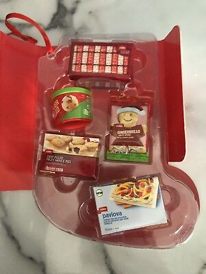 Coles Little Shop Minis Complete Full Set +Christmas Edition Collector's Case