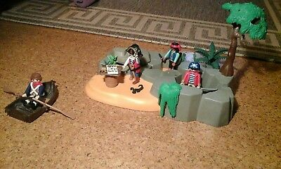 Playmobil PIRATENINSEL Piraten SuperSet