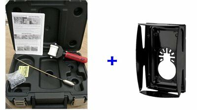 MAGNEPULL XP1000-LC Magnetic Cable Puller Wire Fishing + QBit Cut Wall Saw Blade
