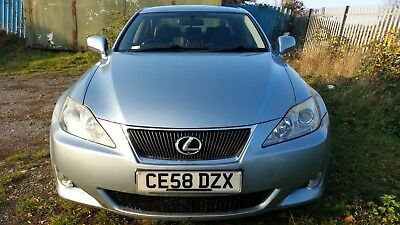 2008 lexus is 220d, full service history, 119,363miles