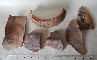 Neolithic Pottery Shards #1. Trypillian culture.