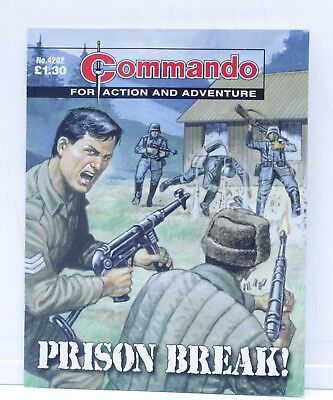 Commando for action and adventure #4202 2009 comic