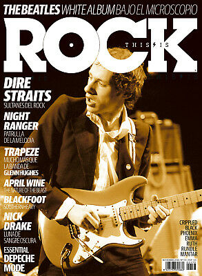 NEW!! This is Rock Magazine Issue 173 November 2018 - DIRE STRAITS MARK KNOPFLER