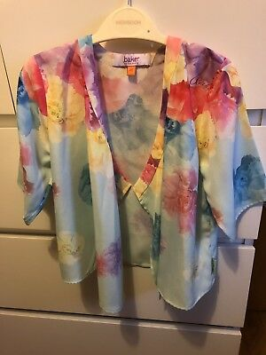 Girls Ted Baker Top 2-3 Years