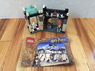 LEGO Harry Potter The Chamber of the Winged Keys 4704 100% Complete