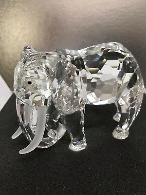 1994 Swarovski Annual Edition Elephant 169970 'Inspiration In Africa' Collection