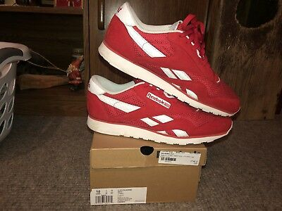 1d86fc752937 YG x Reebok Classic Nylon  4Hunnid  Kevlar Red 400 Pay Me Size 9.5 Lost