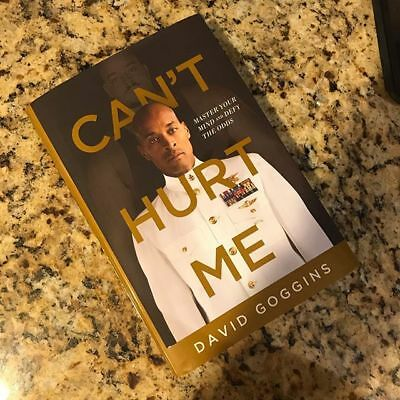 Can't Hurt Me: Master Your Mind and Defy the Odds (PDF/Epub)