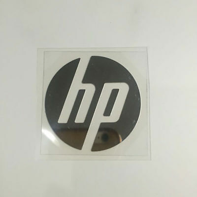 For HP METALISSED CHROME EFFECT STICKER  LOGO 840 820 845 640 440 zbook17