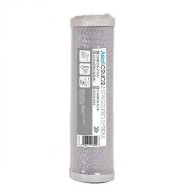 Askoll Ricambio Cartuccia Carbon Block a Bicchiere per Osmosi 4 Stages Pro Sy...