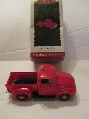 Hallmark Keepsake 1956 Ford Truck Ornament  All-American Trucks