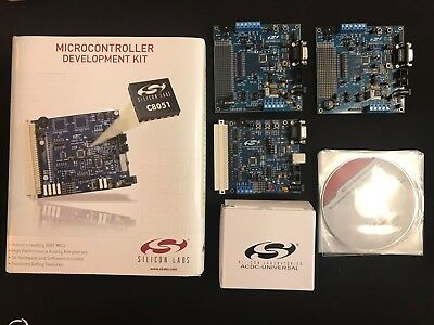 Microcontroller Development Kit C8051F410-Dk  Silicon Labs